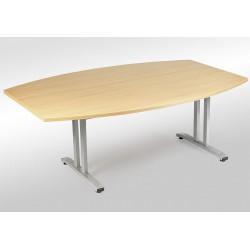 Table tonneau droit