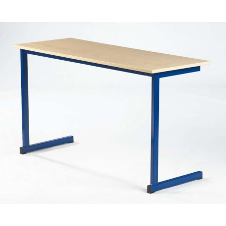 Table Scolaire Biplace