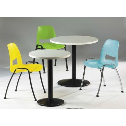 Tables corolle Chaises Ophelia