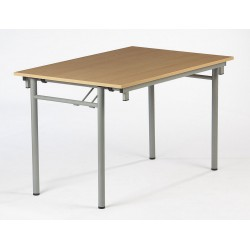 Table rectangle pliante